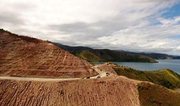 Saat ini Jalan Trans Papua di Provinsi Papua Barat sudah tembus seluruhnya sepanjang 1.071 km. Hendra Kusuma/detikcom.