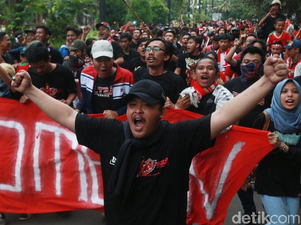 PSSI Akan Laporkan Malaysia ke FIFA Terkait Insiden di Bukit Jalil