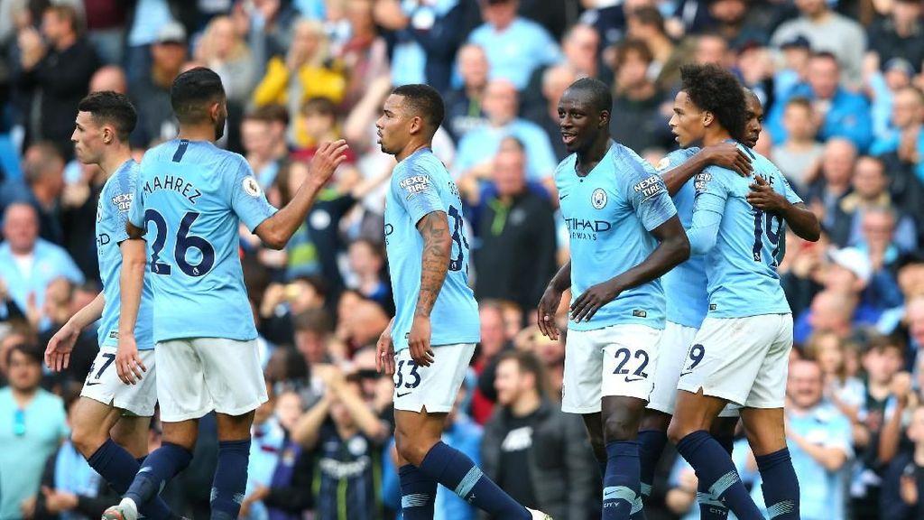 Permainan Level Tinggi City Puaskan Guardiola