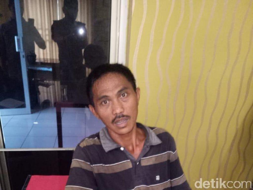 Acungkan Pisau di Mapolres Muba, Pria di Sumsel Ditangkap
