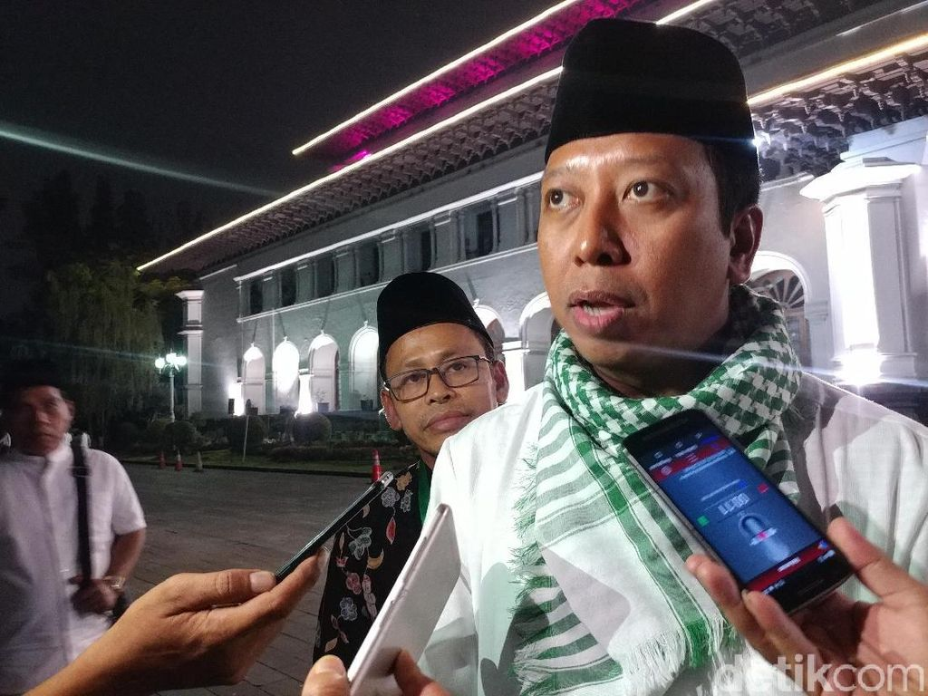 Rommy Sebut PPP Se-Indonesia Solid Dukung Jokowi-Amin