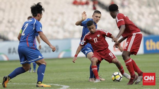UEA Persiapkan Mesin Gol Andalan Hadapi Timnas Indonesia U-19