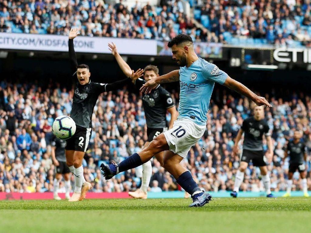 Burnley vs Man City: Pesta Gol Lagi, The Citizens?
