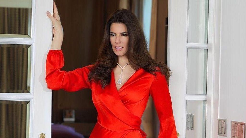Sosok Model Amerika yang Dipoligami Pria Arab, Setelah Cerai Dapat Rp 1,4 T