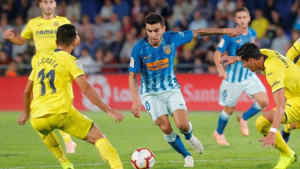Hasil Liga Spanyol: Atletico Diimbangi Villarreal 1-1