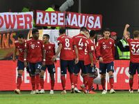 Bayern Akhirnya Menang, Kovac Lega