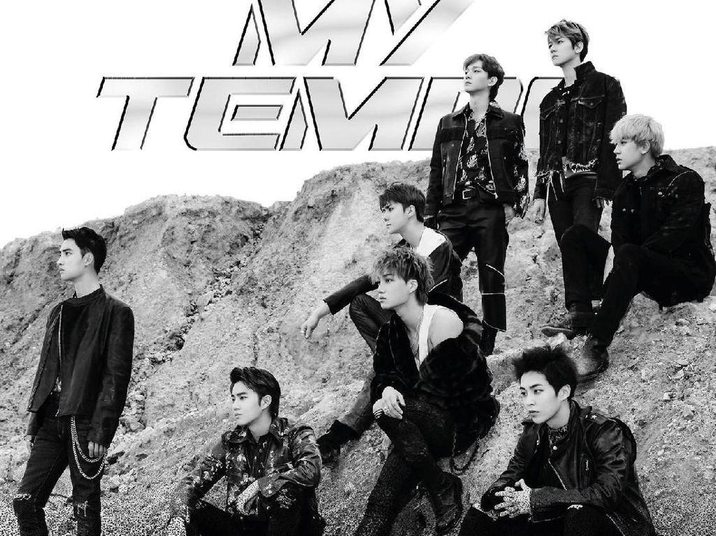 Daebak! Pre-order Album EXO Dont Mess Up My Tempo Capai 1 Juta Kopi