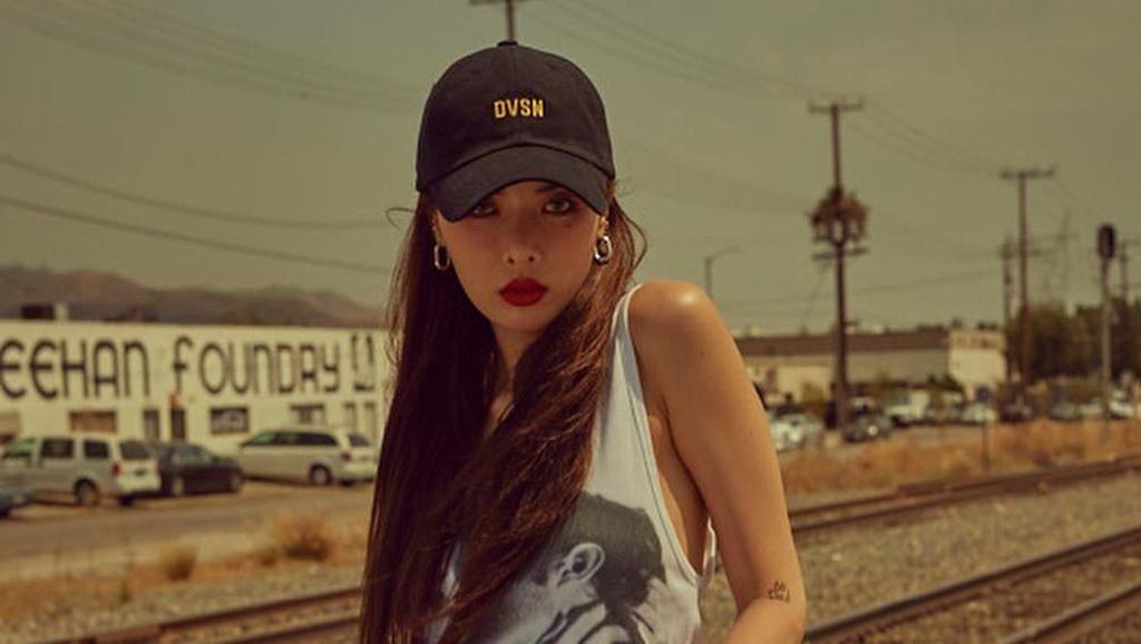 Potret Cantik Idol K-Pop yang Bikin Fans Khawatir Usai Ungkap Berat Badan