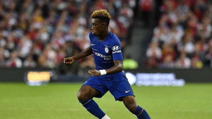 Bayern Munich mengaku tertarik kepada winger muda Chelsea, Callum Hudson-Odoi (Foto: Charles McQuillan/Getty Images)