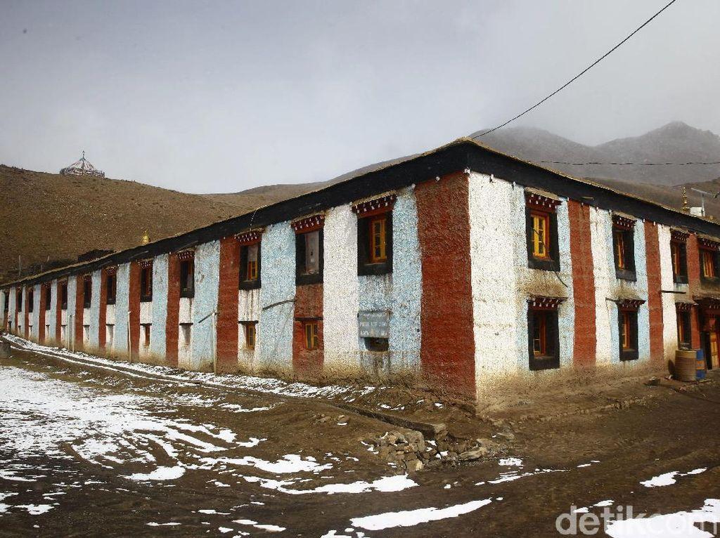 India Punya Biara Tertinggi di Dunia