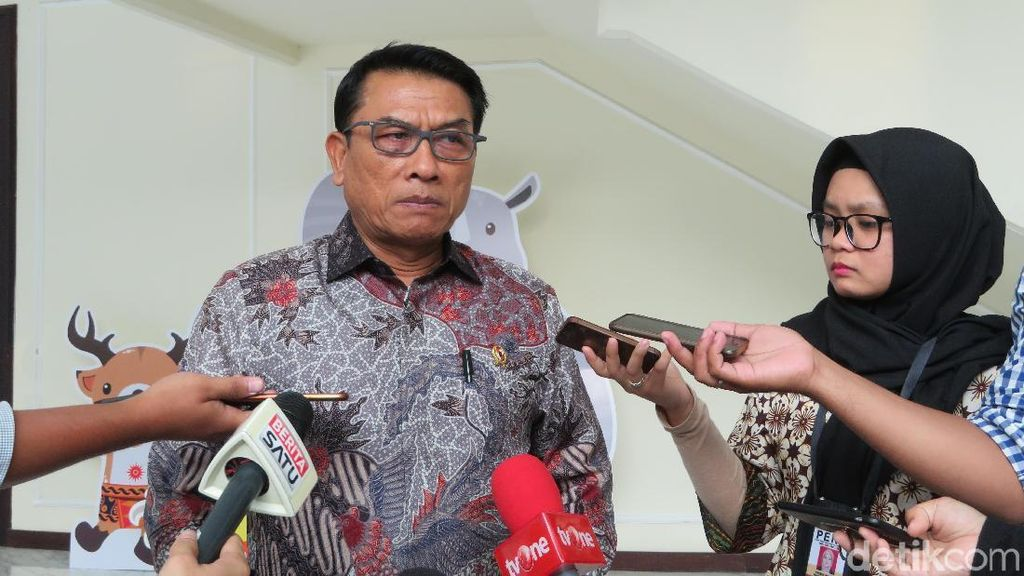 Dana Kelurahan Disorot, Moeldoko: Namanya Juga Tahun Politik