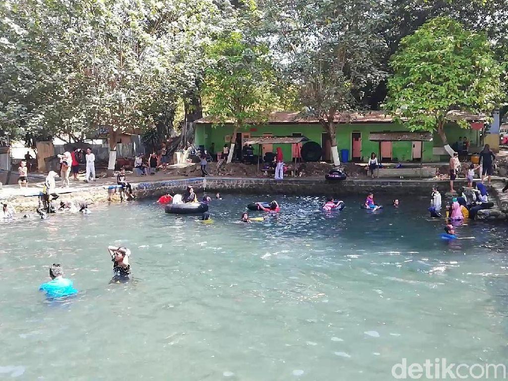Foto: Bisa Berenang Bareng Ikan di Pasuruan