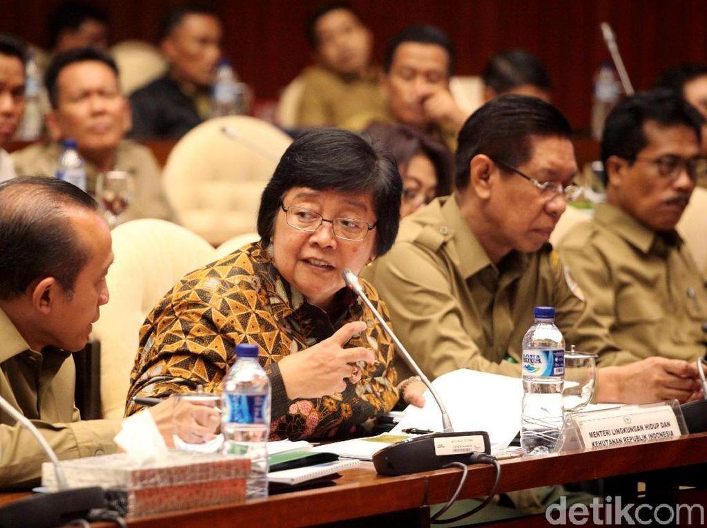 Menteri LHK Ingin Program Adiwiyata Jadi Gerakan Nasional