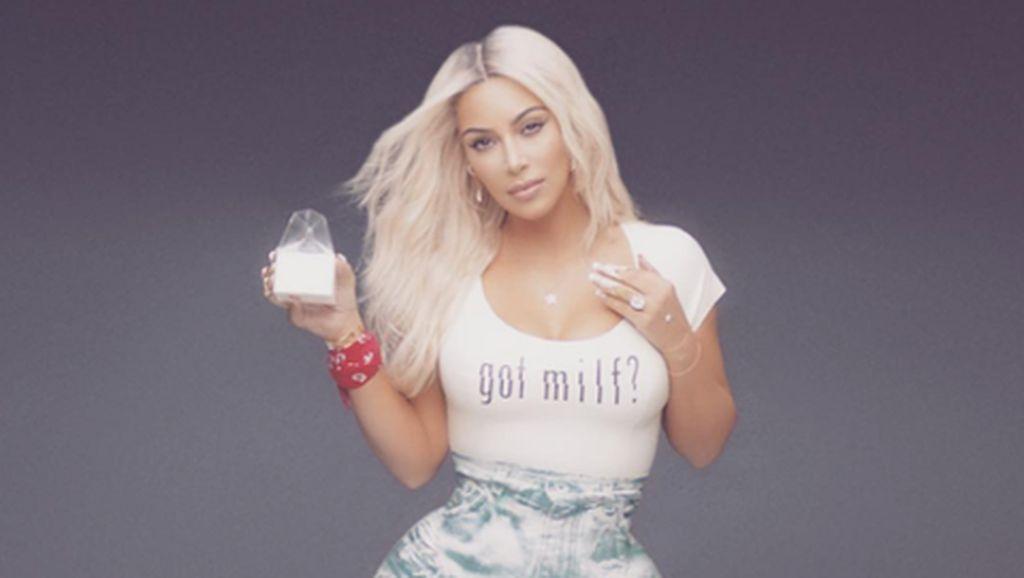 Deretan Momen Kim Kardashian Pamer Bokong yang Picu Kontroversi