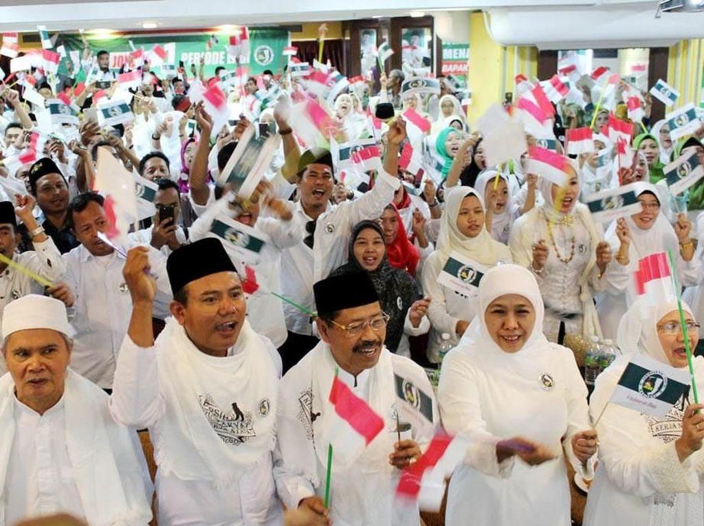 Deklarasi JKSN dari Malaysia untuk Menangkan Jokowi