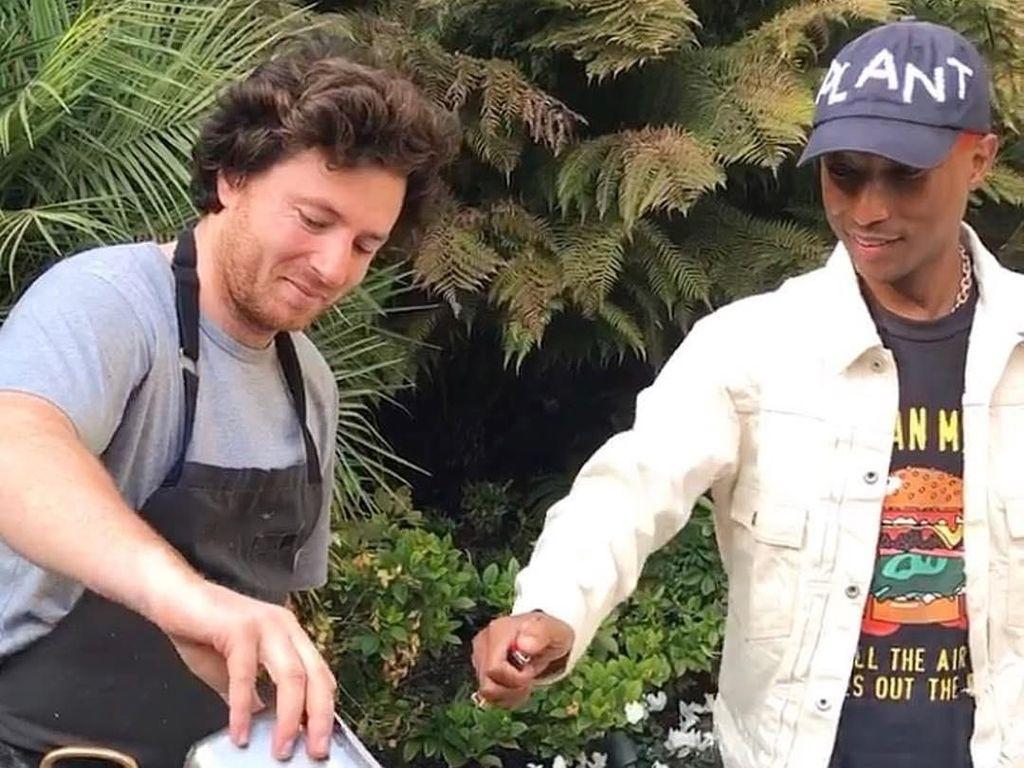 Chef Favorit Pharell Williams Hingga Beyonce, Buka Restoran di New York City