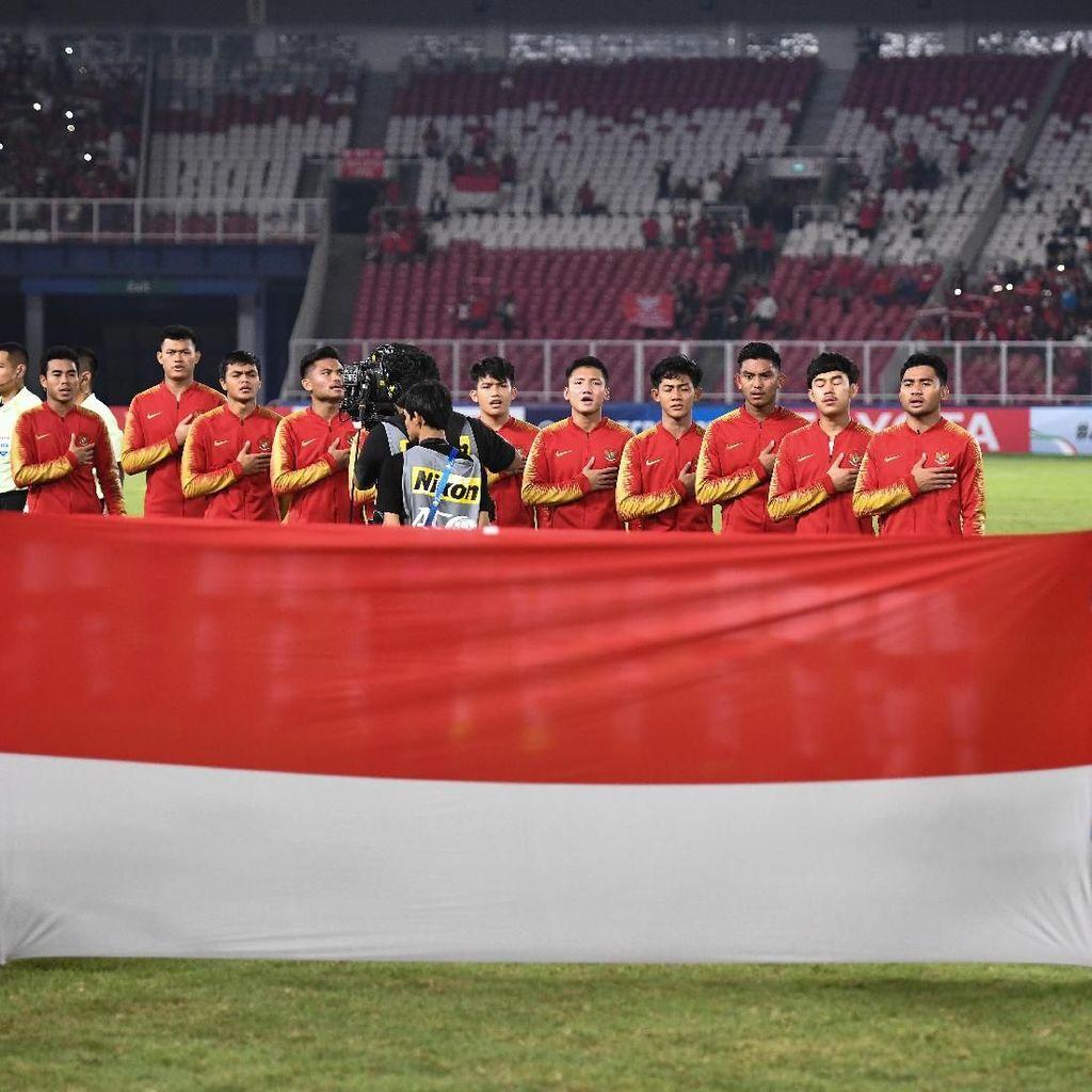 Jadwal Siaran Langsung Piala Asia U-19: Indonesia Vs UEA