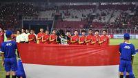 Babak I Jepang Vs Indonesia: Garuda Muda Tertinggal 0-1