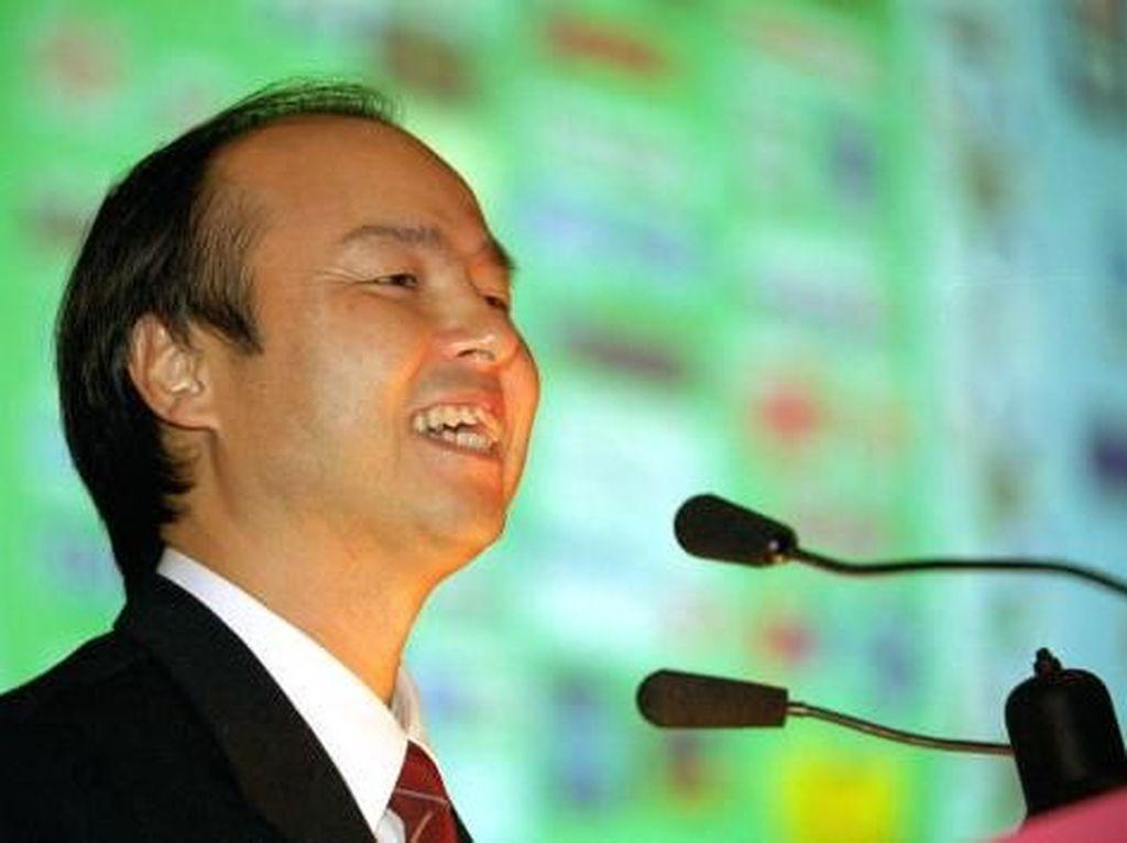 Perjuangan Orang Terkaya Jepang Hadapi Krisis di Tengah Pandemi (1)