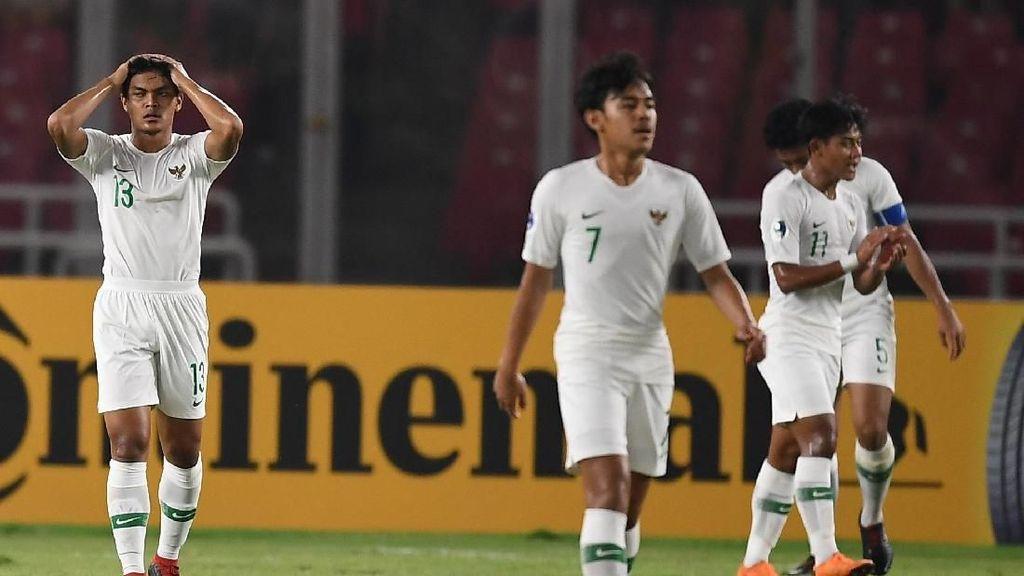 Klasemen Piala Asia U-19: Indonesia Posisi Ketiga, UEA di Puncak