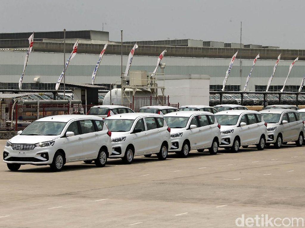 Ertiga Made in Indonesia Disebar ke Seluruh Dunia