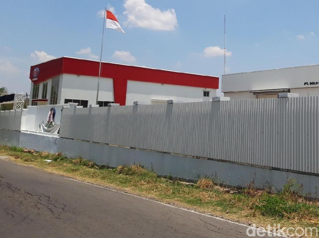 Ini Pabrik Mobil Esemka di Boyolali