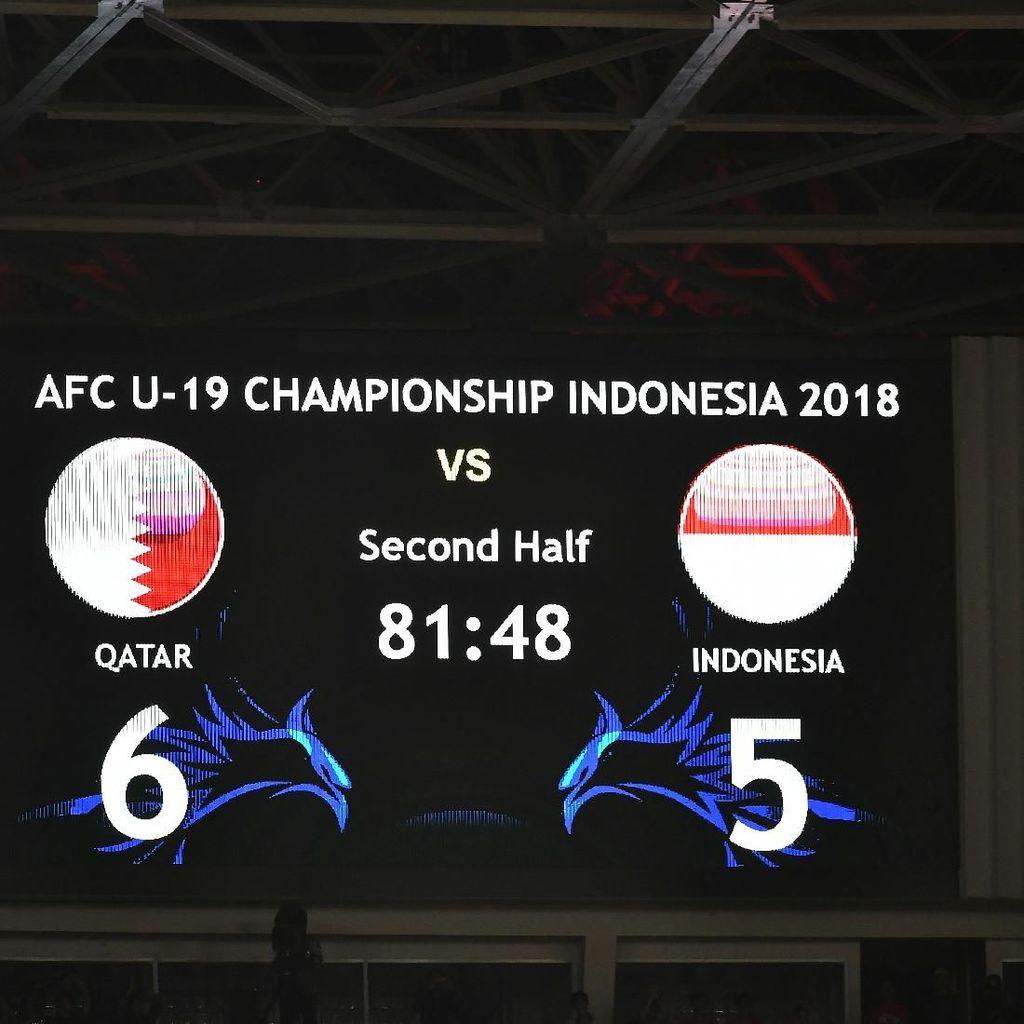 Wow! Ada 20 Gol Tercipta di Matchday Kedua Grup A Piala Asia U-19