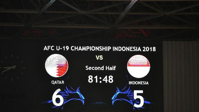 Ada 20 gol tercipta di matchday kedua Grup A Piala Asia U-19 2018 (Robertus Pudyanto/AFC)