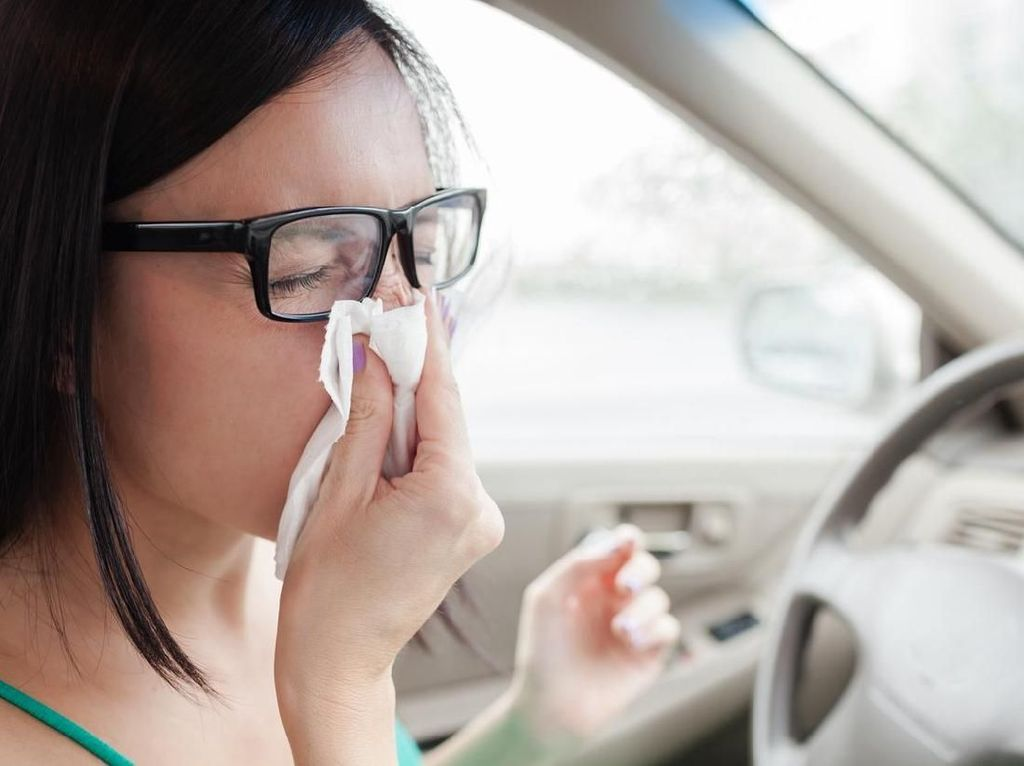 Keluar Lendir Ingus atau Dahak Saat Flu? Warnanya Tentukan Kesehatanmu