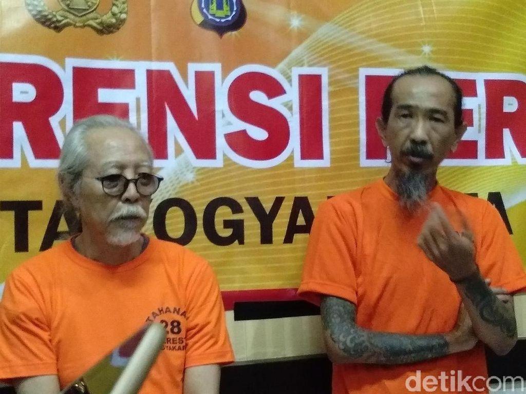 Pelukis Tommy Tanggara Ditangkap karena Narkoba