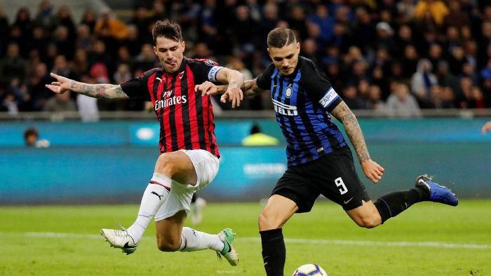 Mauro Icardi adalah momok untuk AC Milan (Stefano Rellandini/Reuters)