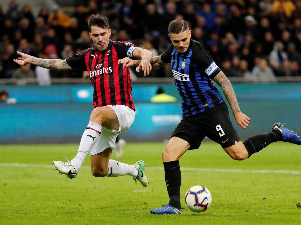Mauro Icardi Momok untuk Milan