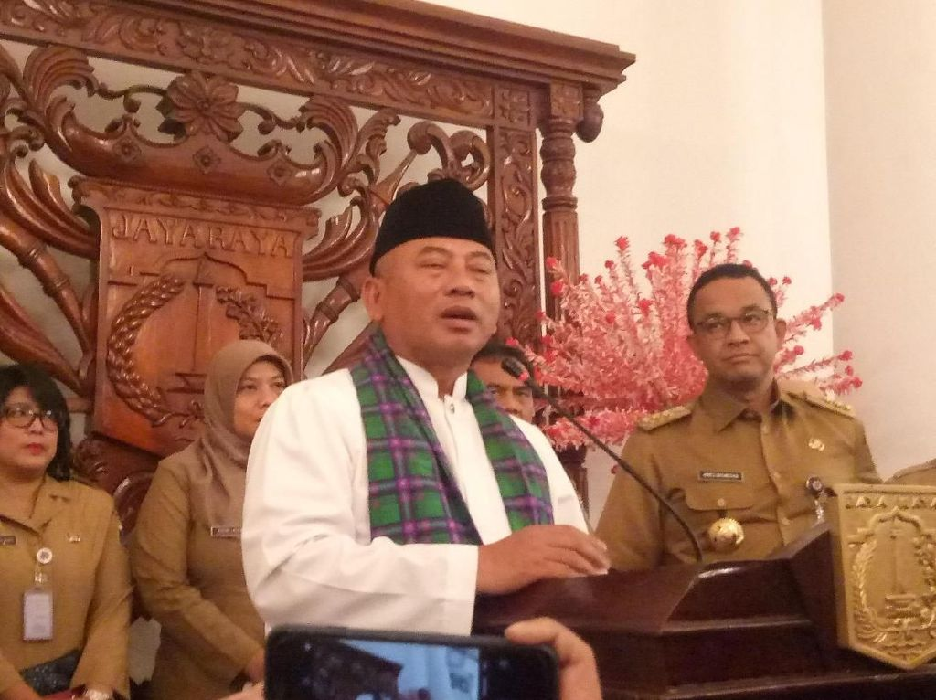 Wali Kota Bekasi Beri Selamat ke Walkot Cilegon: Semoga Pak Edi Bisa Membangun