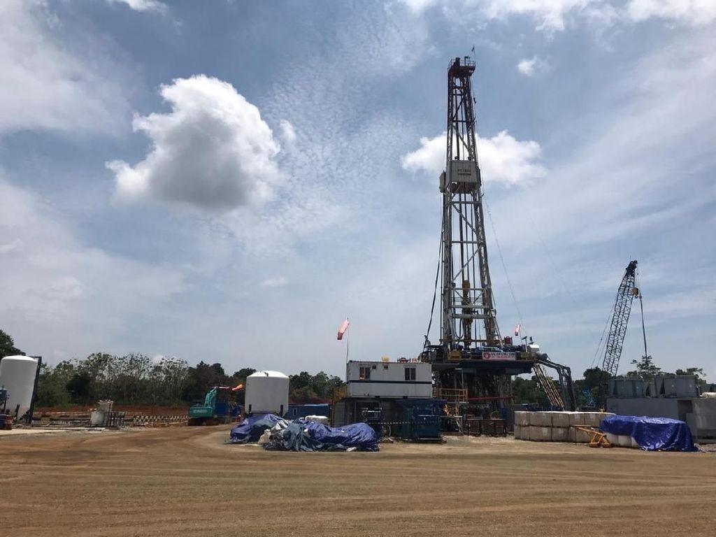Pertamina EP Temukan Cadangan Gas Baru di Sulteng