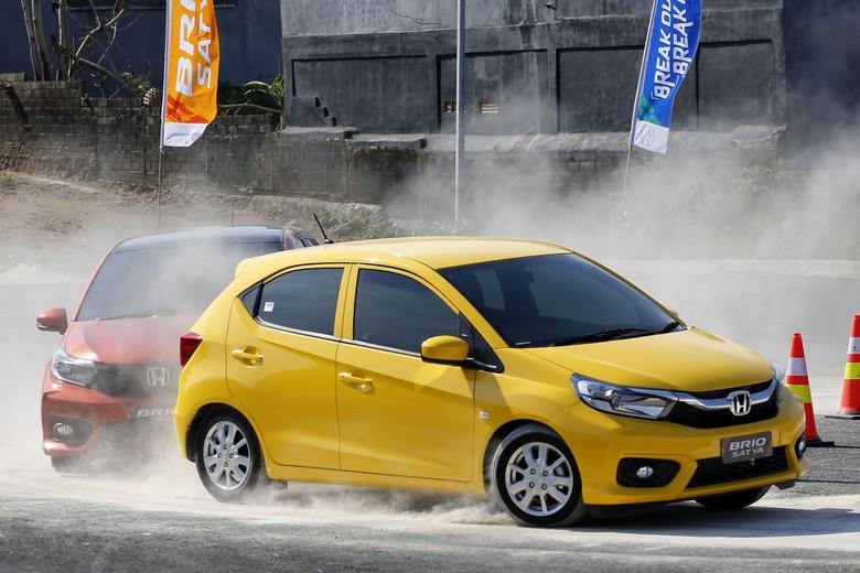 Honda Brio ketika ini jadi city car terlaris di Indonesia (dok Honda)
