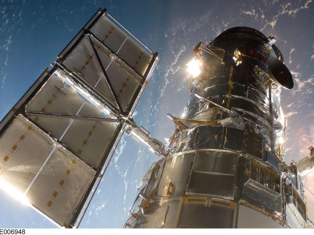 Teleskop Luar Angkasa Hubble Rusak, NASA Kelabakan