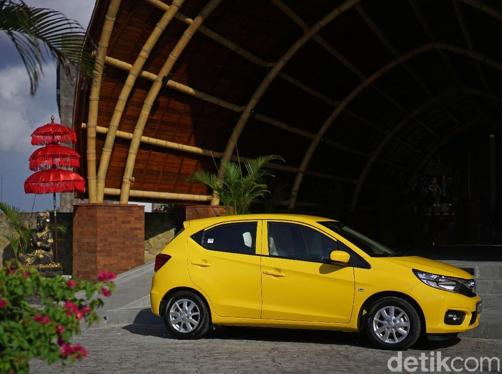 Meski Tembus Rp 170 Juta, Mobil Murah Honda Laris Manis