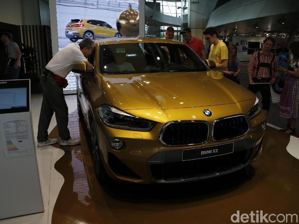 Cara Jualan BMW Indonesia saat Dealer Tutup Selama PSBB