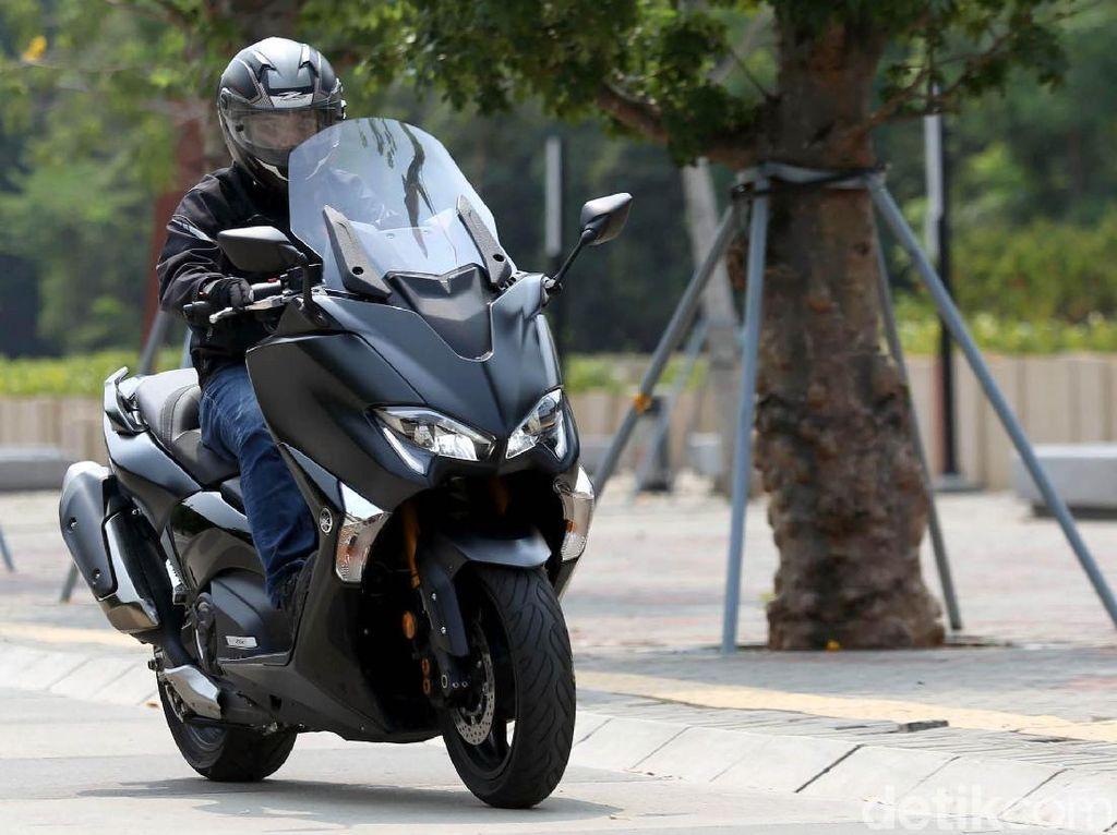 Potret Deretan Motor Matic yang Bulan Depan Pengendaranya Perlu Bawa SIM CI
