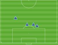 Gambar: Luthfi vs Qatar.