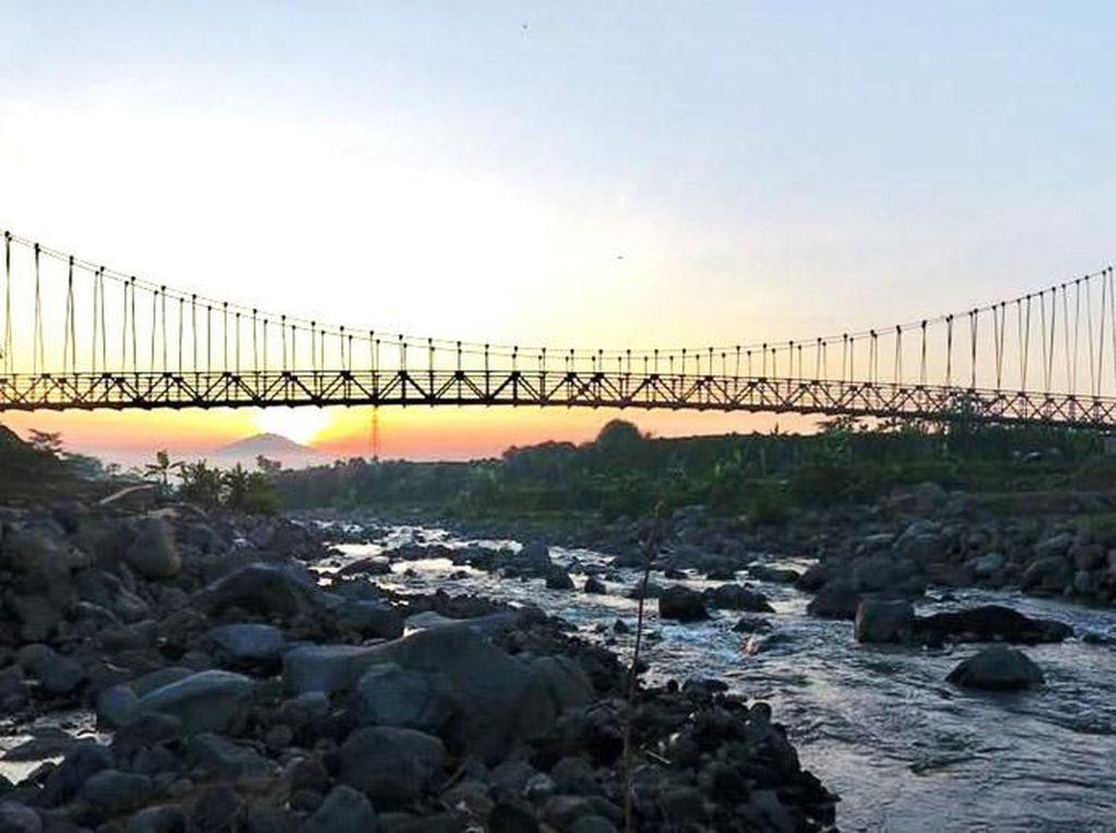 Proyek 134 Jembatan Gantung Telan Rp 770 M, Ini Hasilnya