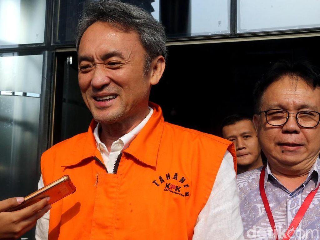Siasat Eddy Sindoro Daftar PK di PN Jakpus Meski Sudah Kedaluwarsa