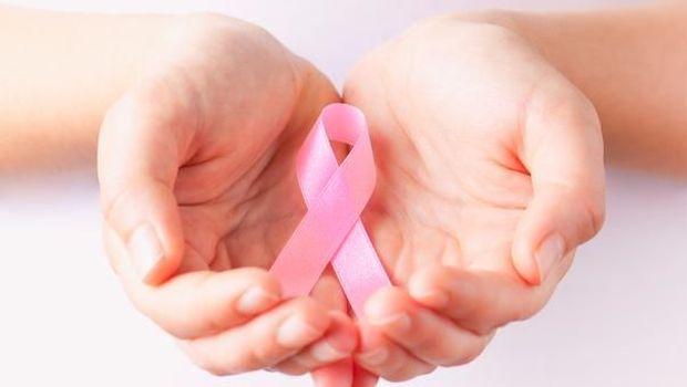 Ilustrasi ibu hamil kena kanker payudara