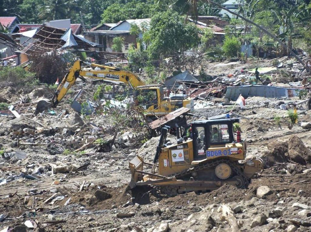 Pengungsi Gempa Palu di Balaroa Masih Tinggal di Tenda Darurat