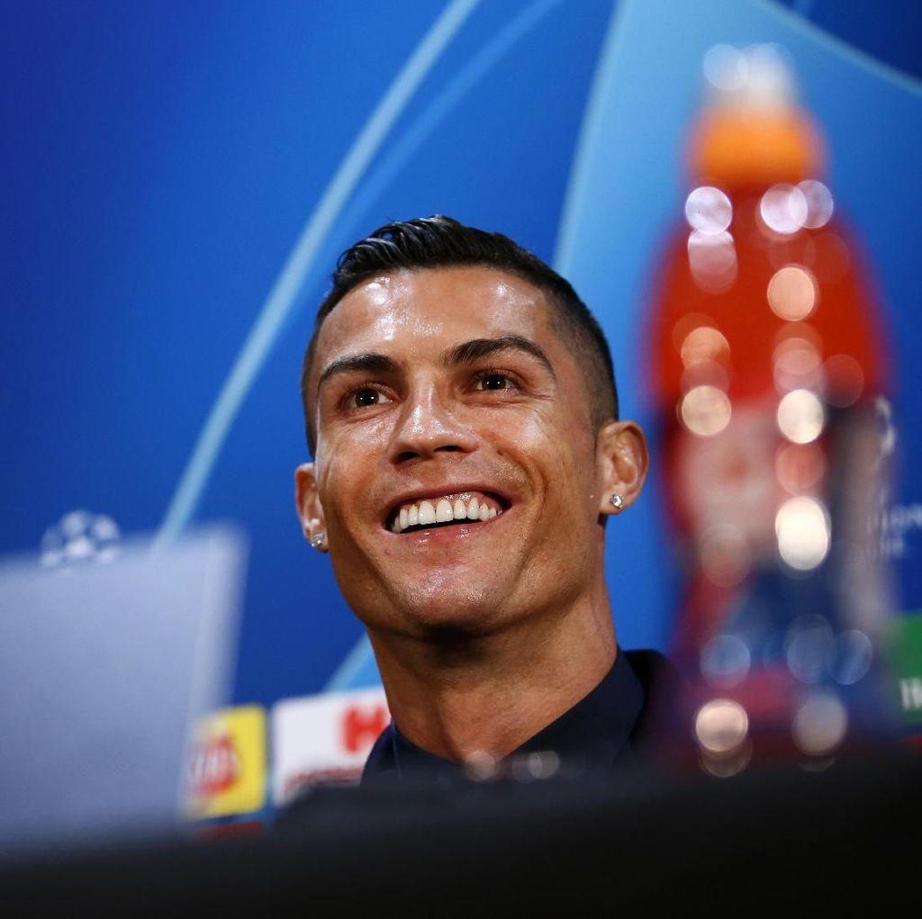 Lukaku: Cristiano Ronaldo Contoh Sempurna untuk Pemain Muda