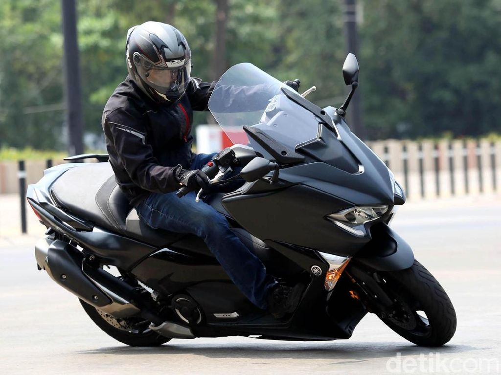 Recall Yamaha TMAX di Indonesia, Ini yang Akan Diperbaiki