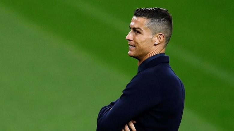 Ronaldo Bahagia dan Tak Pusingkan Kasus Pemerkosaannya