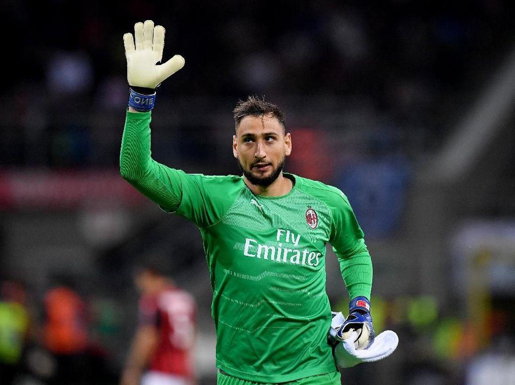Milan Vs Inter: Donnarumma Punya Motivasi Berlipat untuk Balas Dendam