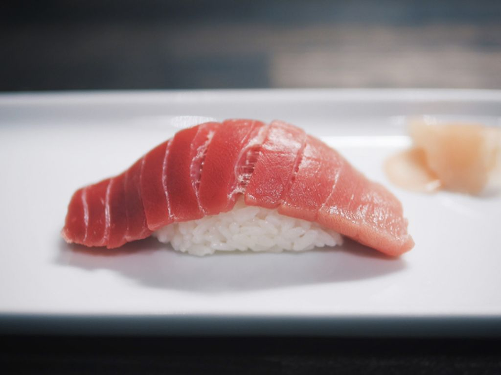 Sarapan Anti Mainstream dengan Handroll Sushi