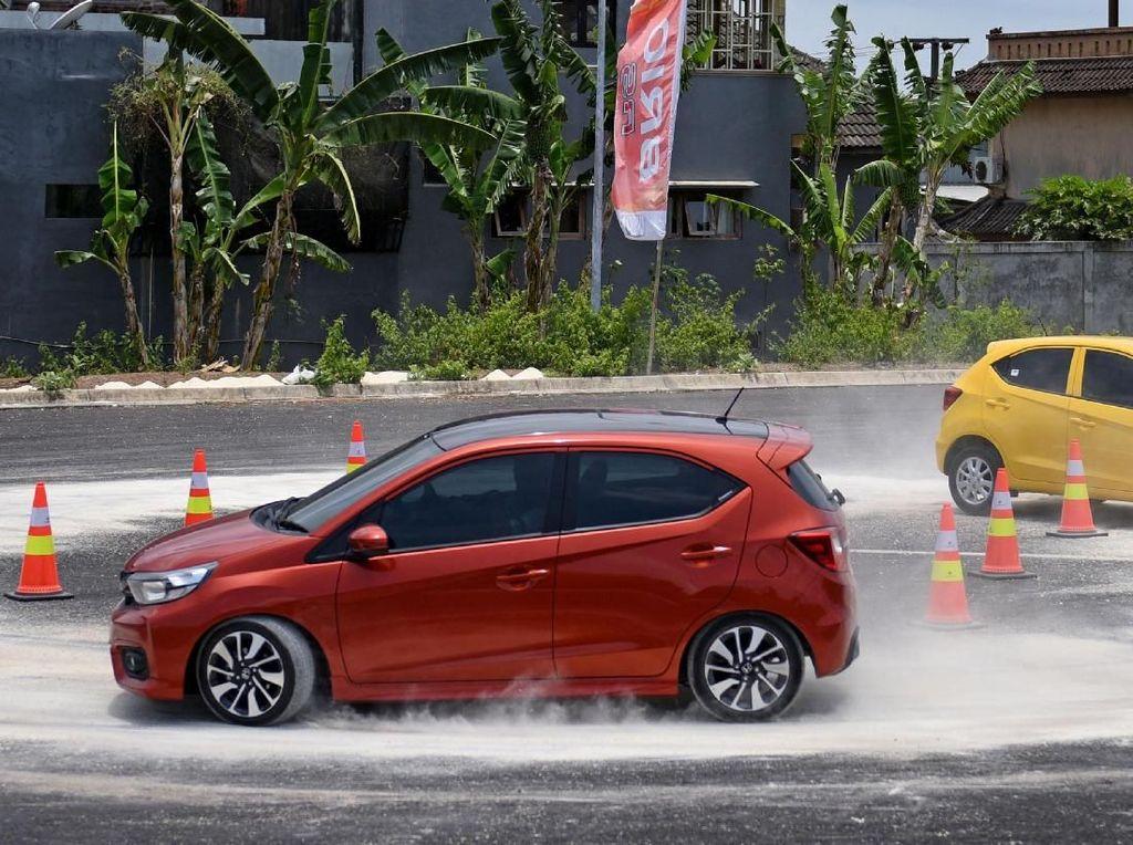 Bakal Diekspor, Honda Brio Tak Ubah Spesifikasi